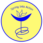 Spring into Action logo color updated
